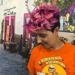 Peluquería del Oeste Salamanca peinados locos